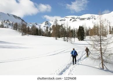 Austria - skitour