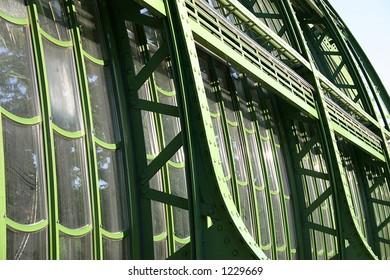 Austria / Vienna: Palmenhaus