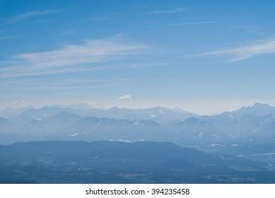 Austrian Alps - Shutterstock ID 394235458