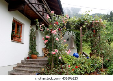Austrian Country Home on the Hill