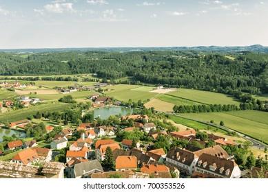 An Austrian Village