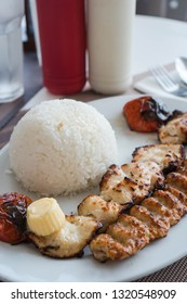 authentic chicken chelo kabab