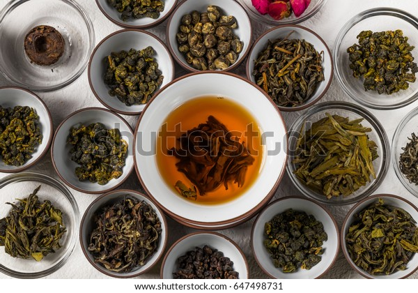 Authentic Chinese tea