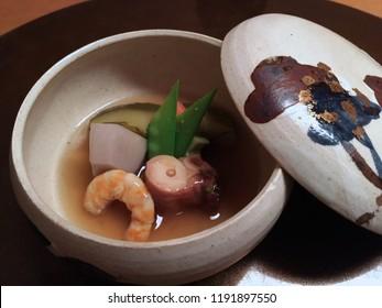 Authentic Japanese Cuisine