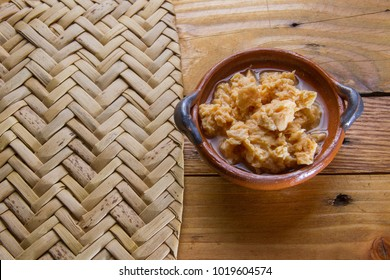 Authentic mexican chongos zamoranos
