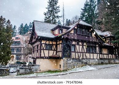 Authentic mountain lodges, holiday and family enjoyment, Romania, Sinaia