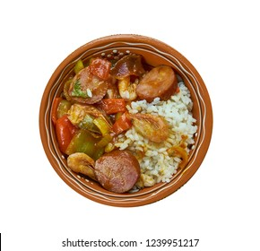 Authentic New Orleans Style Gumbo  Is Real Cajun