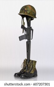 Authentic Vietnam Era Soldier's cross