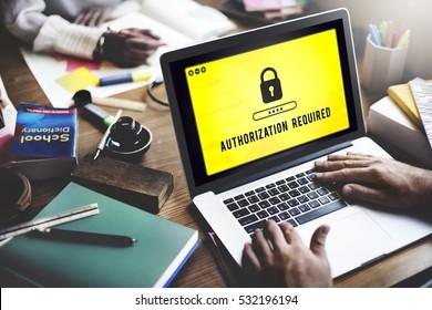 Authorization Privacy Permit Requirement  Secure Concept