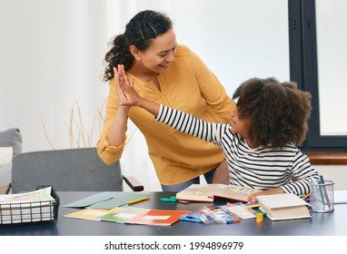 Autistic children. Care of child mental health with a child psychologist using a psychotherapy session - Shutterstock ID 1994896979