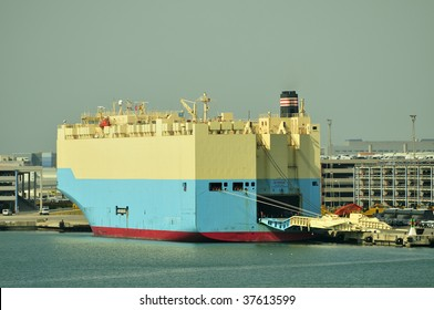 Car Carrier Ship Images, Stock Photos & Vectors | Shutterstock