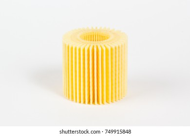 Auto filter, on white background