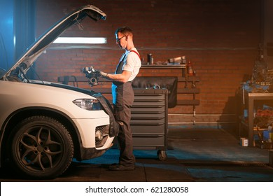 auto mechanic. car maintainance.