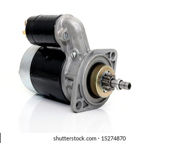 Auto parts starter for a classic  volkswagen beetle