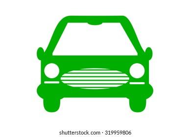 auto pictogram