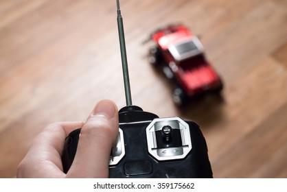 auto radio control