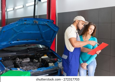 Auto Repair Shop, Car, Mechanic.