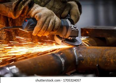 auto repair shop electric welder