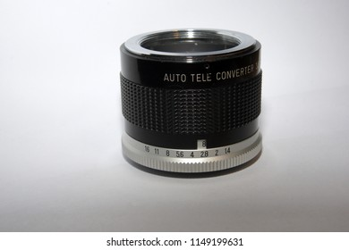 Auto teleconverter 3x