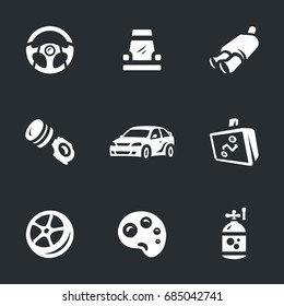 Auto tuning Icons.