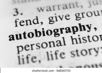 Image result for autobiography