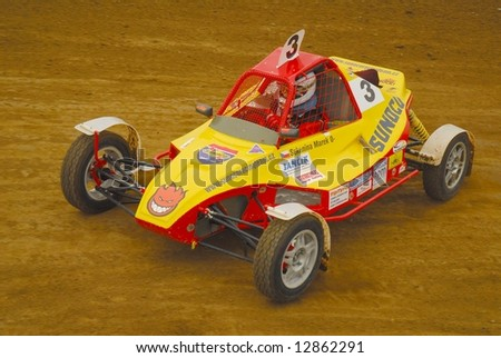 Autocross Buggy Stock Photo Edit Now 12862291 Shutterstock