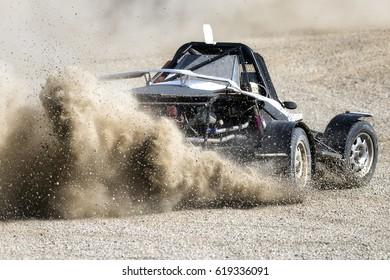 autocross rally race