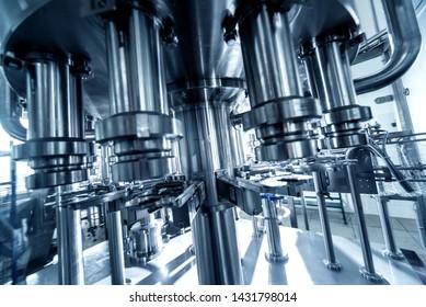 Water Bottling Plant Images, Stock Photos & Vectors