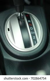 Automatic gear transmission