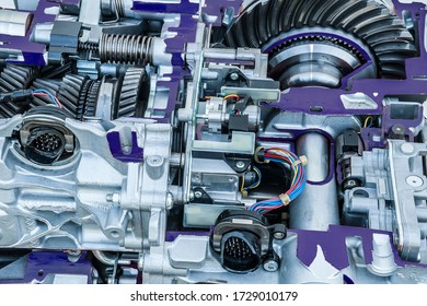automatic transmissions internal view parts and gears