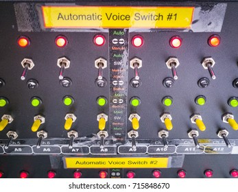 automatic voice switch