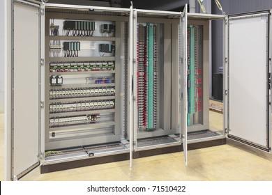 Plc Automation Images, Stock Photos & Vectors | Shutterstock
