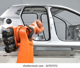 Automation - car industry