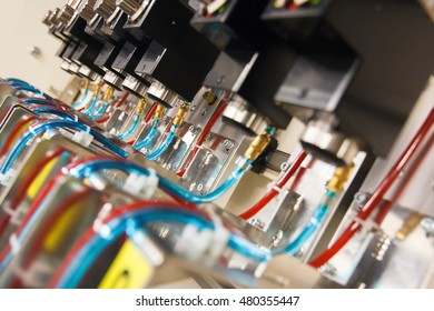 Automation control, vacuum tubes