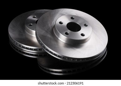 Automobile brake rotors
