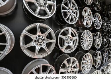 Automobile drives, aluminum, alloy, horizontal von