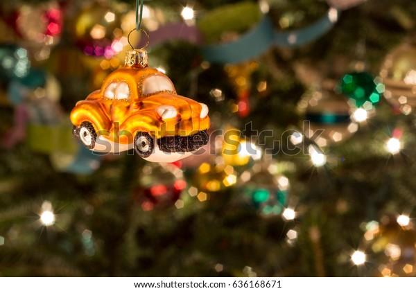 Automobile Ornament