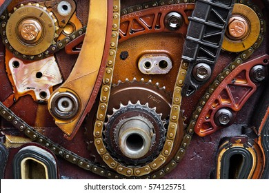 automobile timing chain