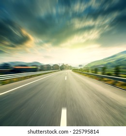 Automotive advertising background