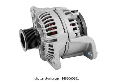 Alternator Images, Stock Photos & Vectors | Shutterstock
