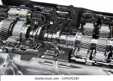 Automotive automatic transmission