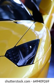 automotive backround - lamborghini