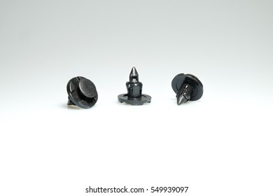 Automotive Clips or Auto Plastic Fasteners.