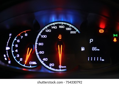 Automotive instrument panel
