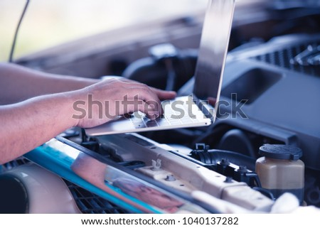 laptop automotive diagnostic software