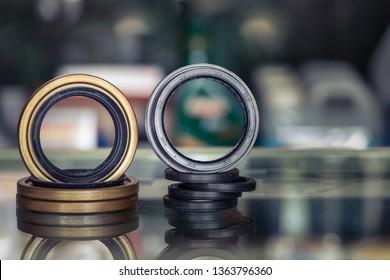 Automotive rubber seals spare parts.