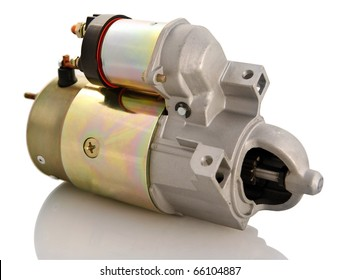 Starter Motor Images, Stock Photos & Vectors | Shutterstock