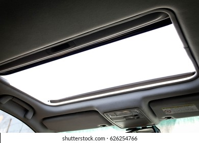 automotive sunroof