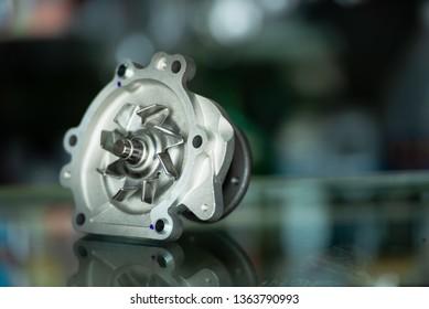 Automotive Water Pump.