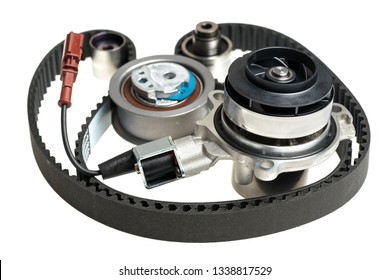 automotive water pump repair kit timing belt tensioners parts